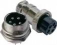 Conector Mike LS-3004-3011 - 5 vias